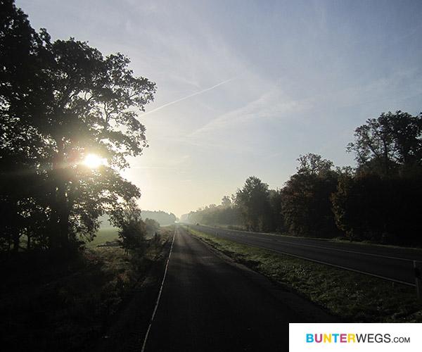 Richtung Genthin * BUNTERwegs.com
