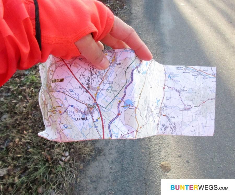 (Wander) Karte