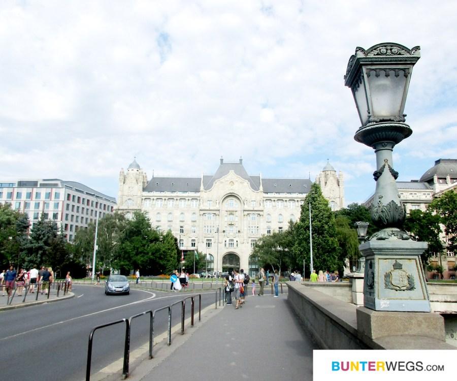 Budapest, Ungarn * BUNTERwegs. Der Outdoor Blog für Frauen mit Liebe zum Wandern und zur Street Art