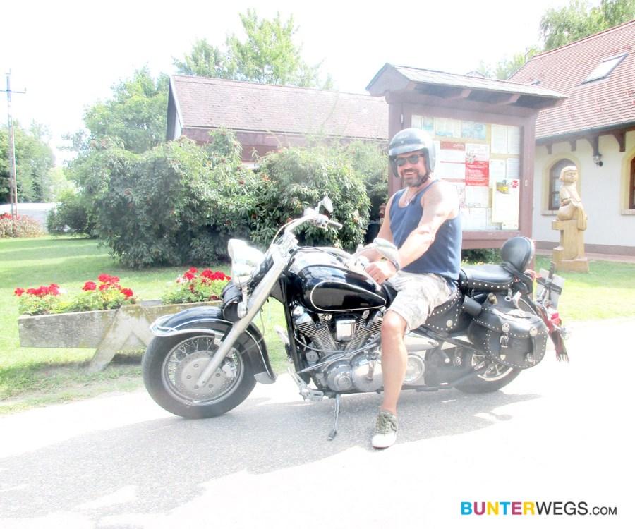 Nette Begegnungen unterwegs * BUNTERwegs. Der Outdoor Blog für Frauen mit Liebe zum Wandern und zur Street Art
