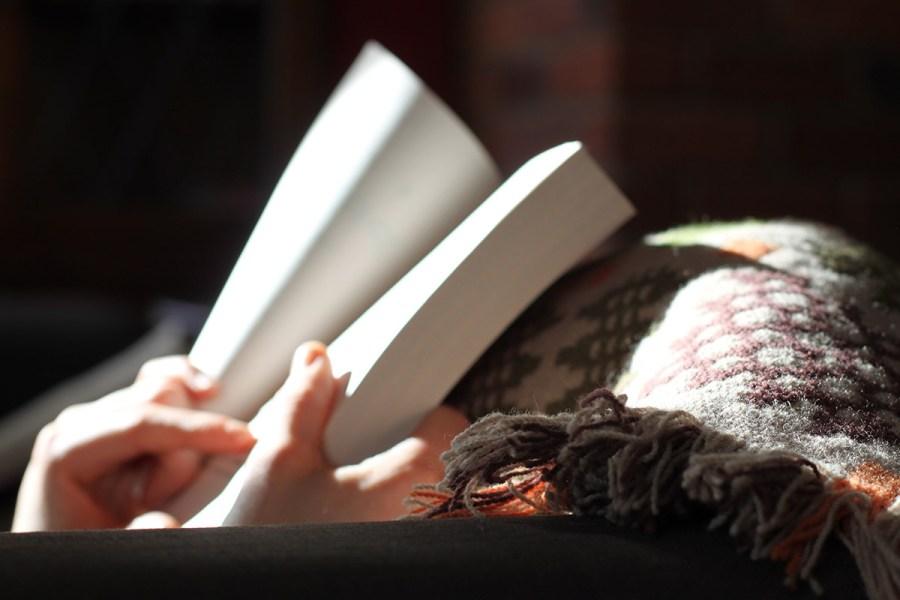 Was ich auf der Fernwanderung vermisse? Mal ein gutes Buch zu lesen * BUNTERwegs. Der Outdoor Blog für Frauen mit Liebe zum Wandern und zur Street Art