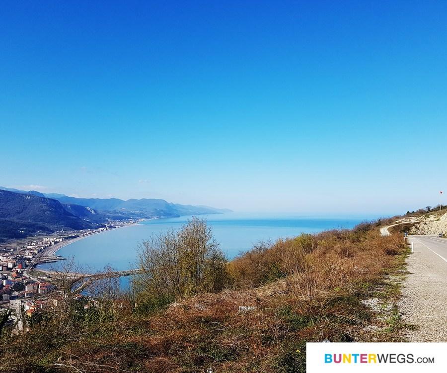 Cide,Türkei * BUNTERwegs.com Der Outdoor Blog mit Liebe zum Wandern, zum CrossFit und zur Street Art