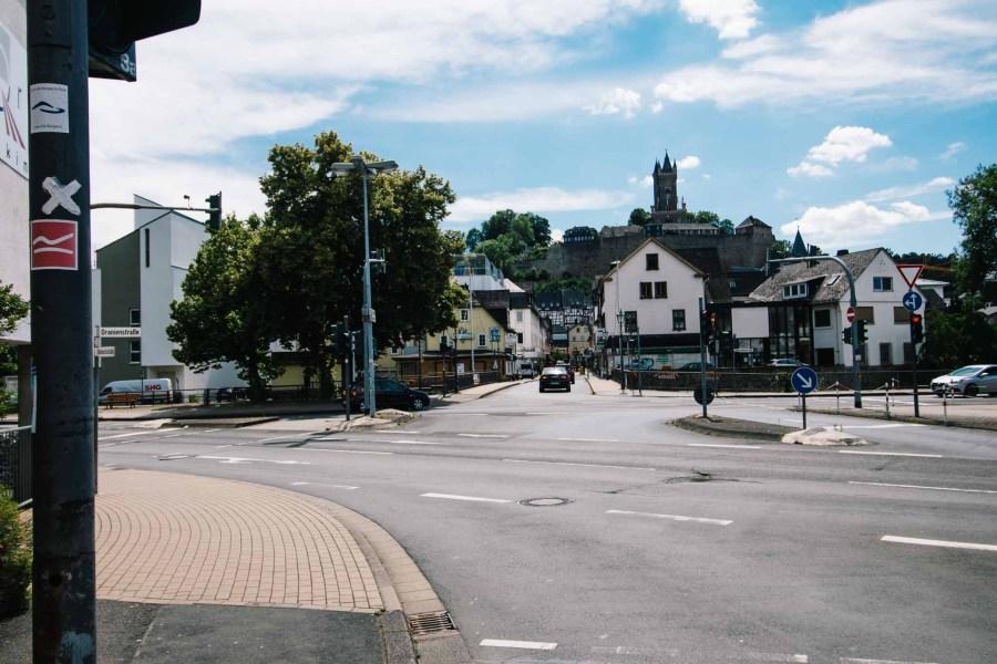 Dillenburg / Rothaarsteig Etappe 6: Von Irmgarteichen nach Dillenburg