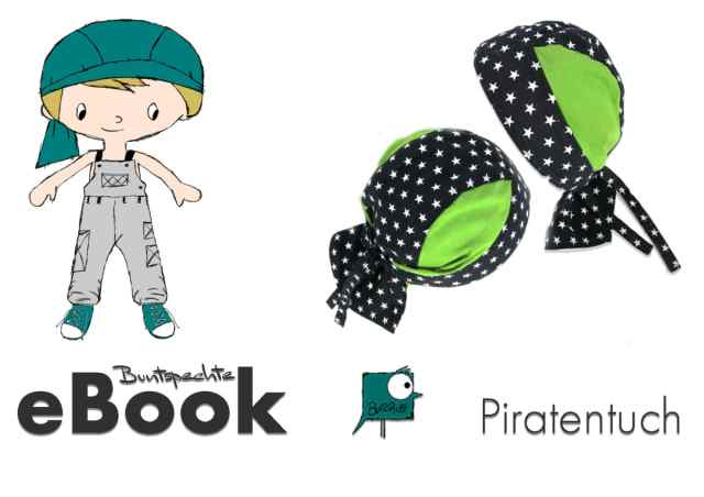 eBook Piratentuch – Buntspechte