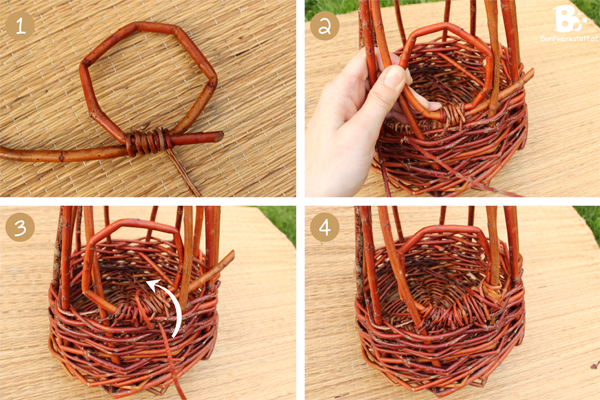 Willow Weaving Birdhouse