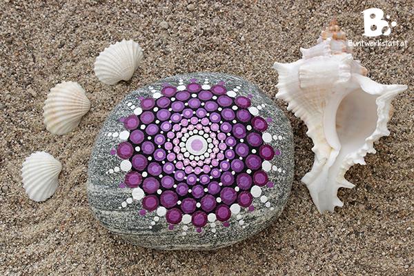 Anleitung Mandala Steine Bemalen