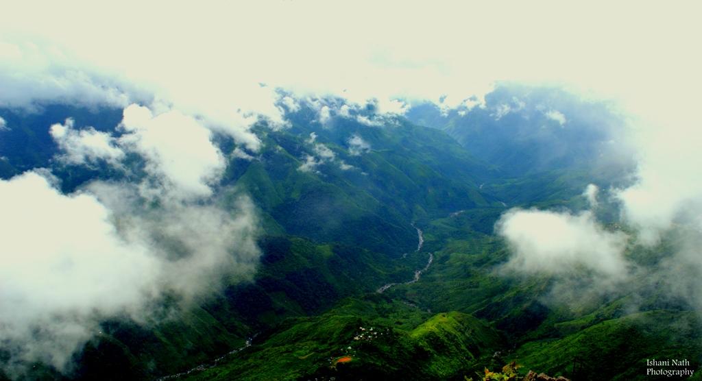 A trip to Laitlum , Meghalaya, INDIA