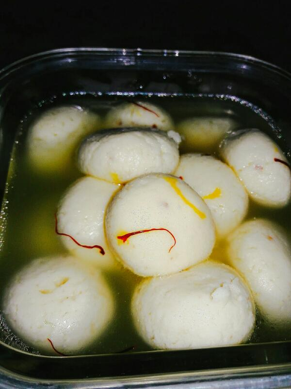Make your own ROSOGOLLA at Home