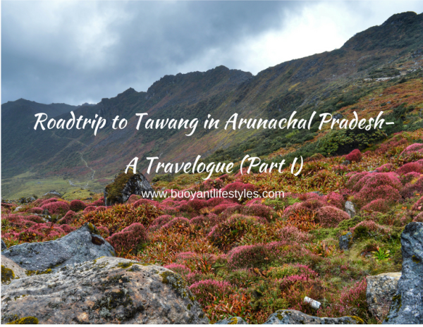 Roadtrip to Tawang in Arunachal Pradesh- A Travelogue (Part I)