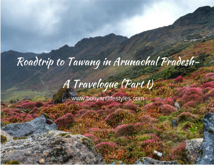 Roadtrip to Tawang in Arunachal Pradesh- A Travelogue (Part I)