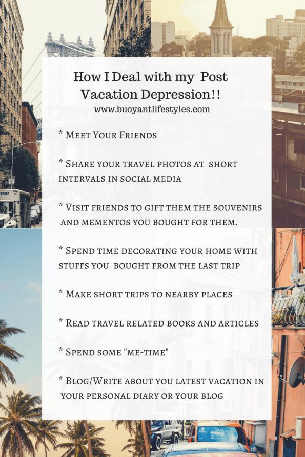 @postvacationdepression #travelblogger #travelover