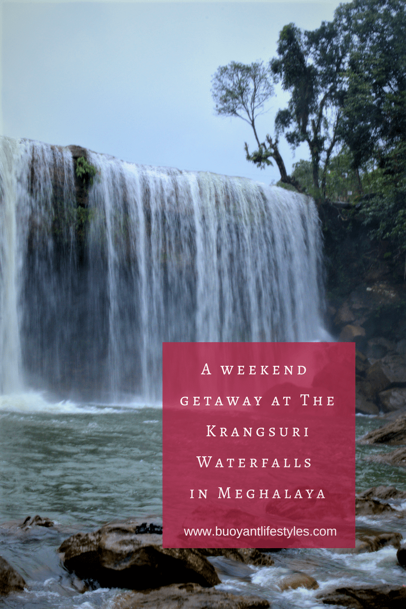 A Weekend Getaway at The Krangsuri Waterfalls in Meghalaya