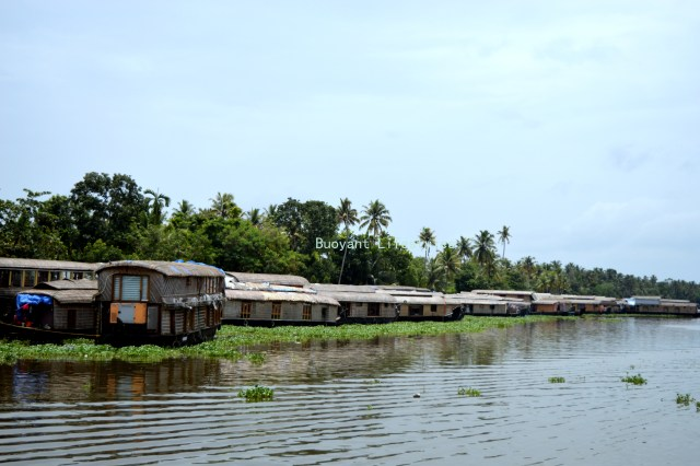 #backwaters #houseboat #kerela #southindia #guwahatiblogger #myexperience