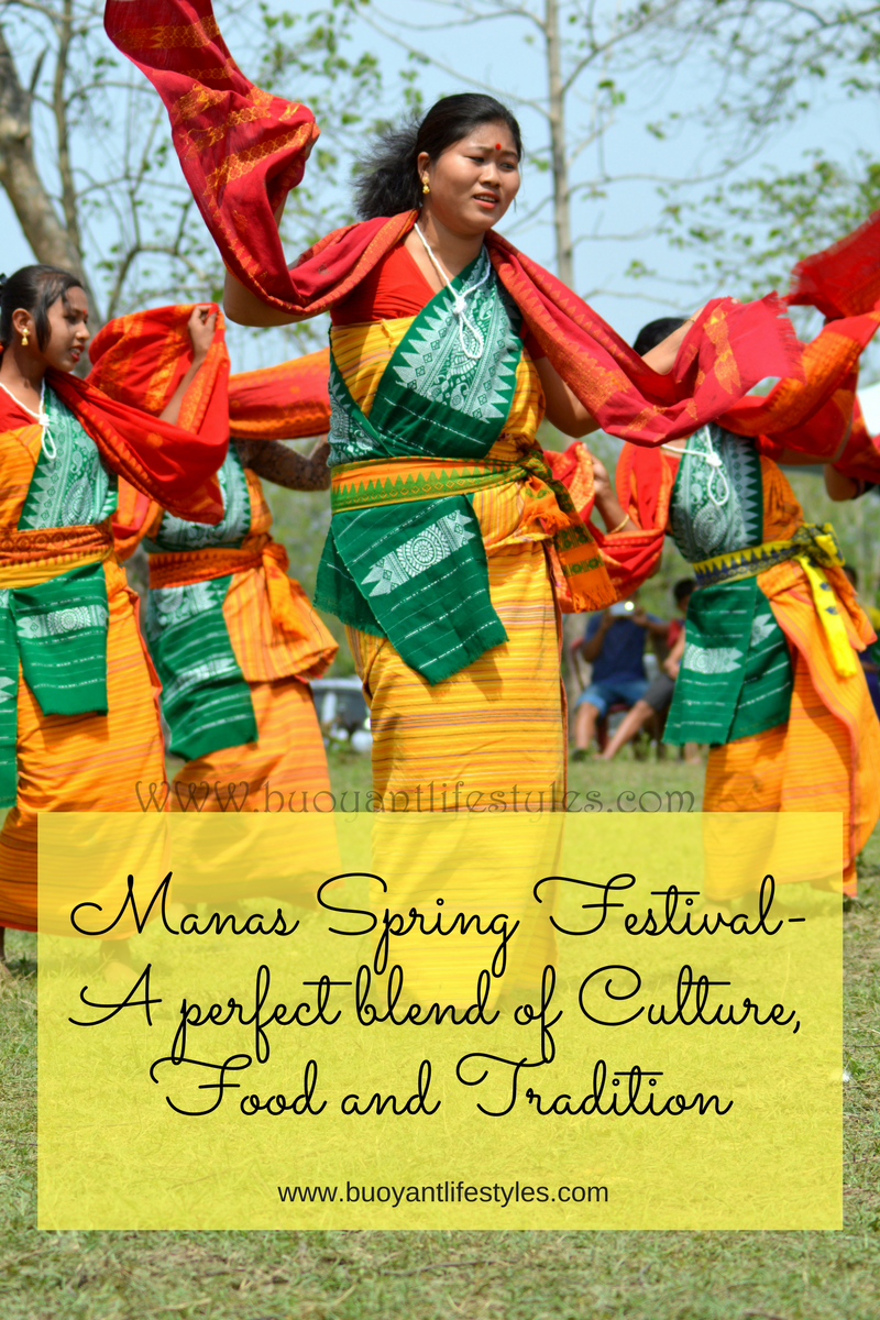 Manas Spring Festival- A perfect blend of Culture, Food and Tradition