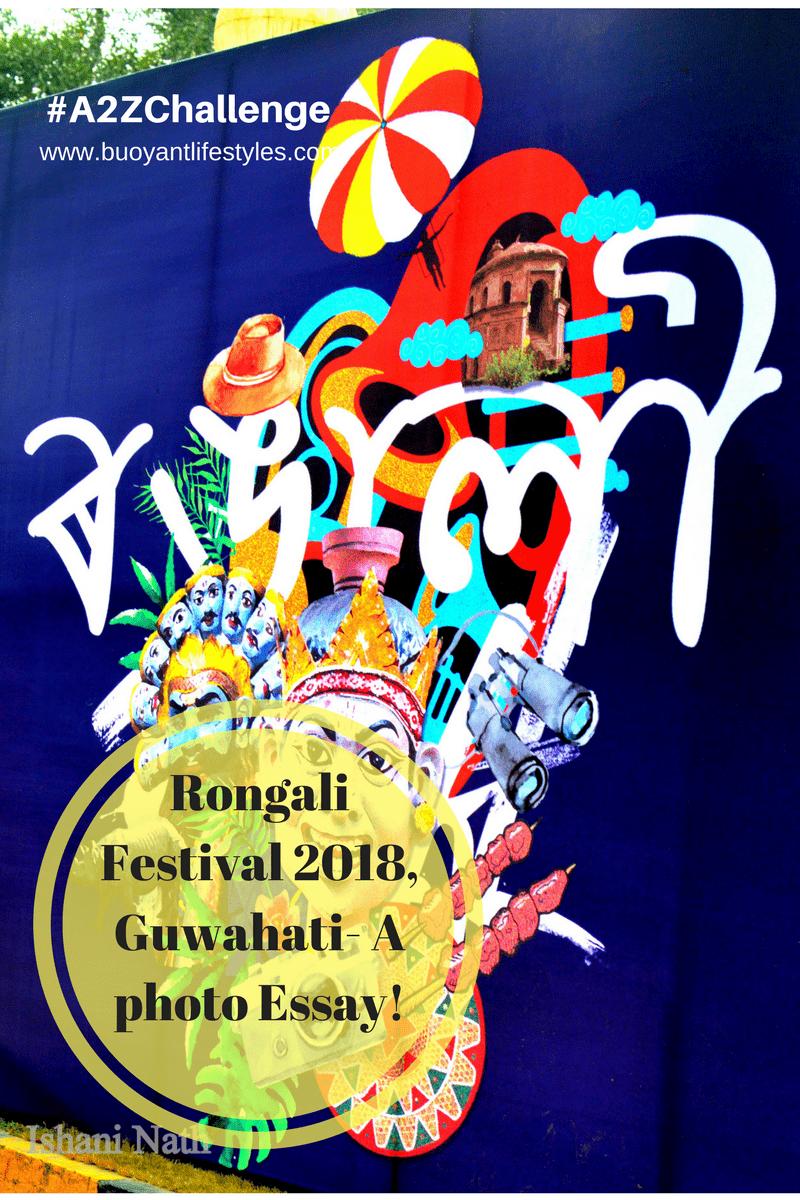 Rongali Festival 2018, Guwahati- A photo Essay!
