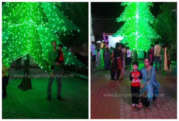 #pondicherry #christmas #guwahatiblogger