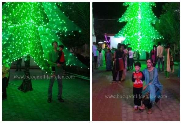 #pondicherry #christmas #guwahatiblogger