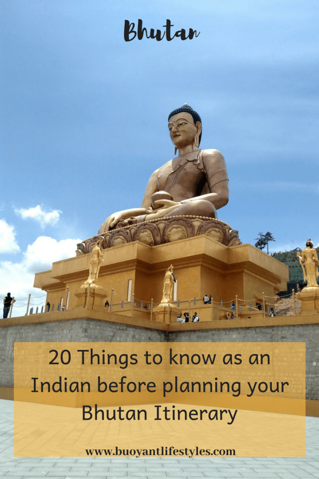 How to visit Bhutan from India + Travelling to Butan from India + Planning a trip to Bhutan #travelblogger #bhutan #thimpu #itinerary #paro
