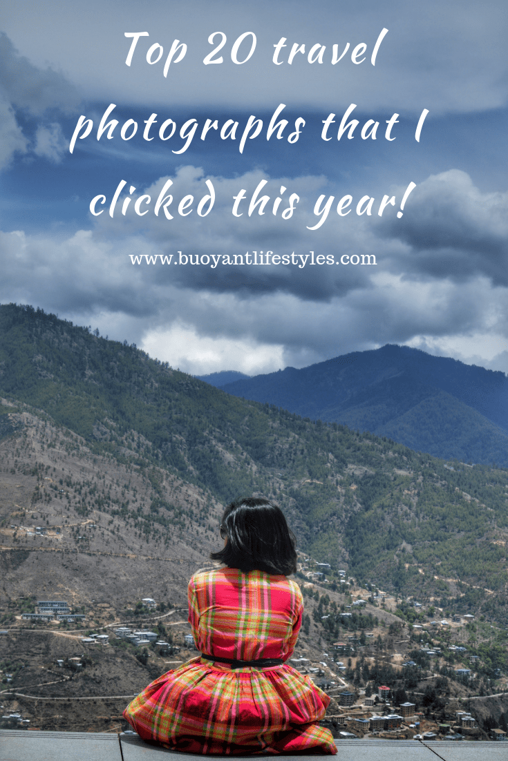 Top 20 travel photographs that I clicked this year!