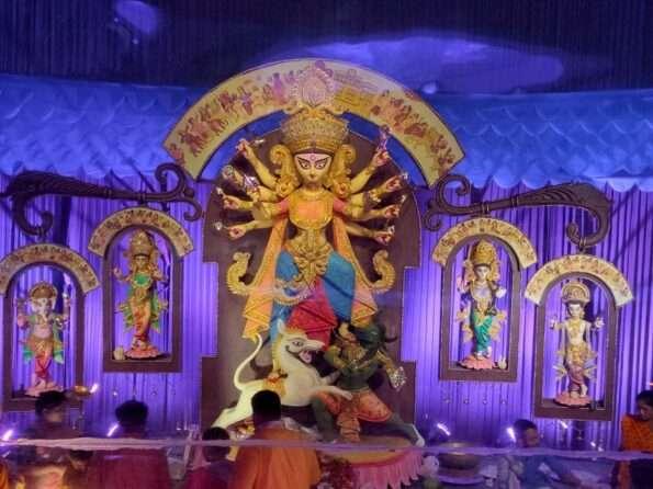 Durga Puja in Kolkata + Kolkata + Durga Puja #durgapuja2019 #durgapuja #kolkata