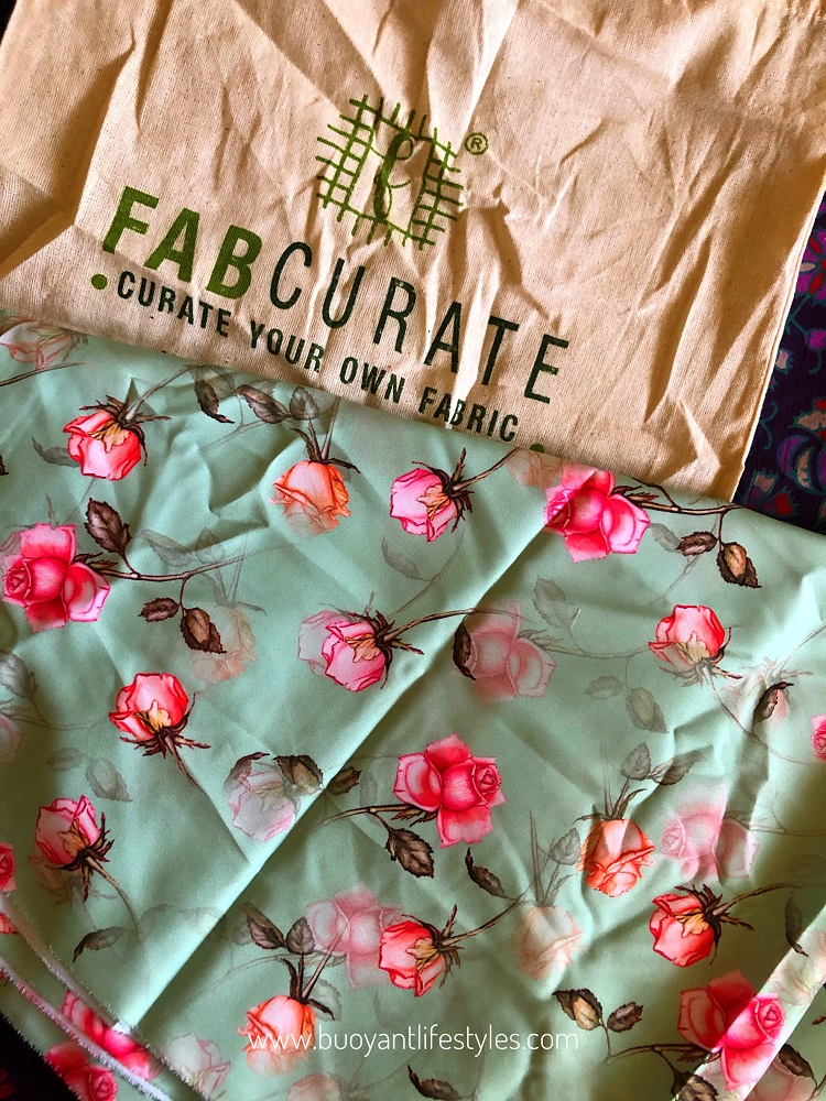 FABCURATE , Online Fabric Store – Website Review