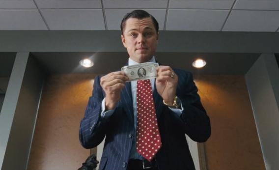 leo in the wolf of wall street