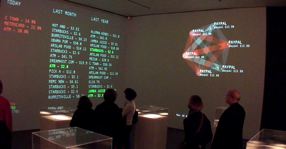 Exhibition view, Neuberger Museum of Art, New York, 2009.