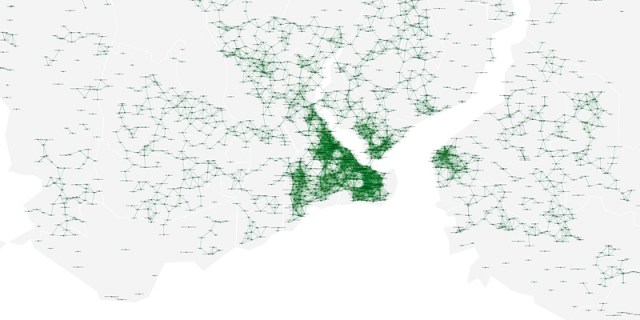 Network of Mosques