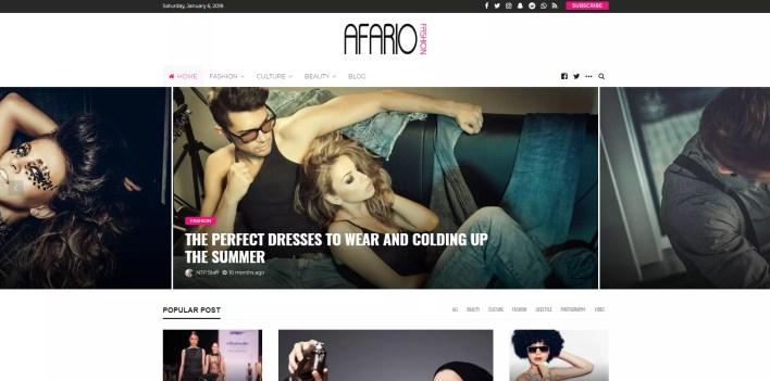 Moda Blogu Afario