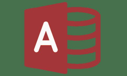 Microsoft Accessのロゴ