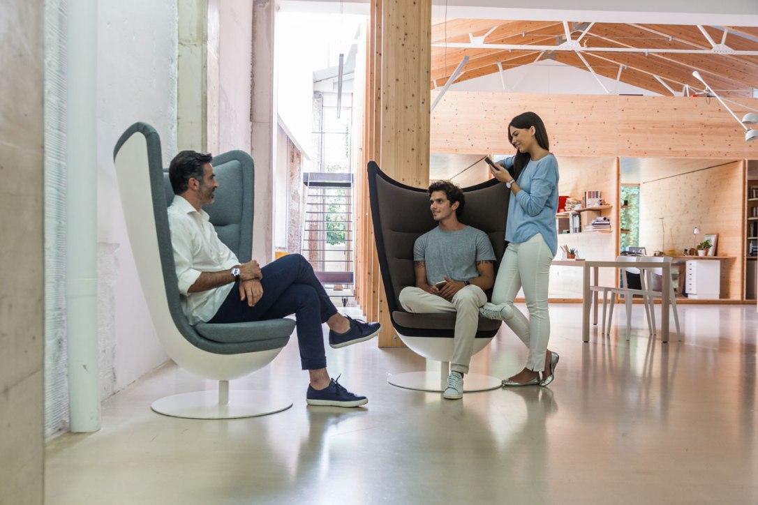 soft seating Burama 8