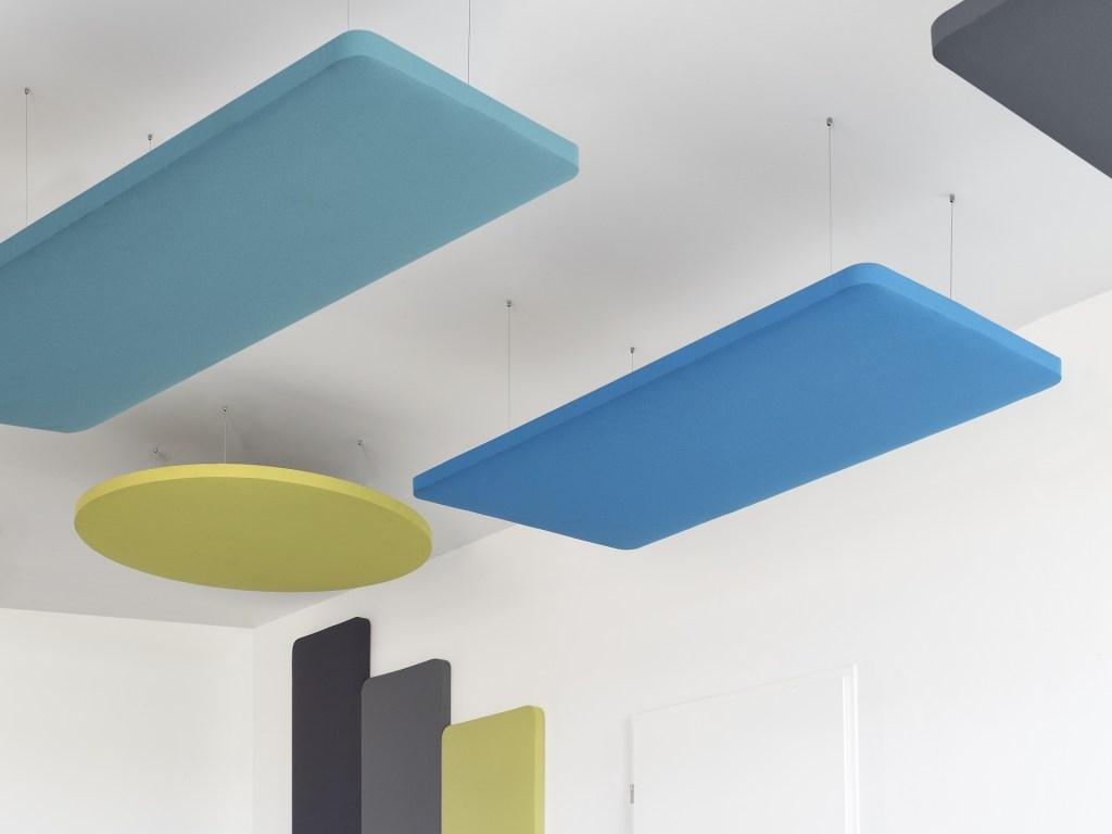 Panneaux acoustiques décoratif