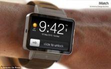 シンプルな腕時計型