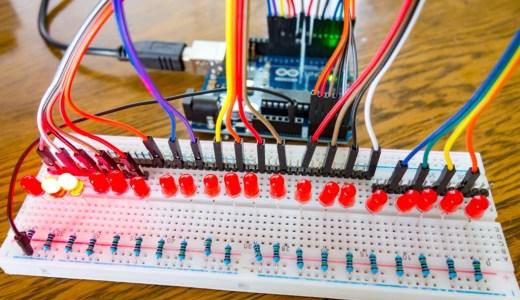 【Arduino入門編②】複数のLEDを点滅(Lチカ)させてみる!デジタル出力の解説その②