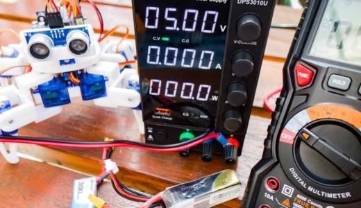 【電子工作】直流安定化電源『Wanptek DPS3010U』レビュー!電子工作用途では十分な性能で便利に使えます!