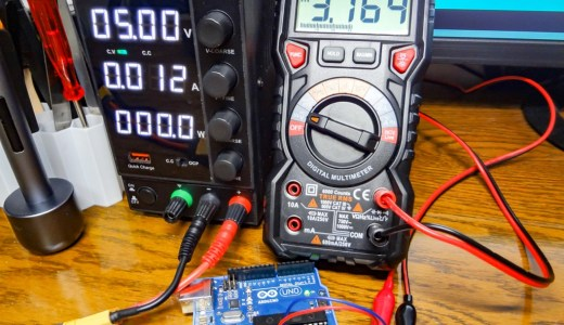 【Arduino入門編⑮】Arduino Unoへの電力供給(外部電源)および電源出力端子の使い方!【追記】