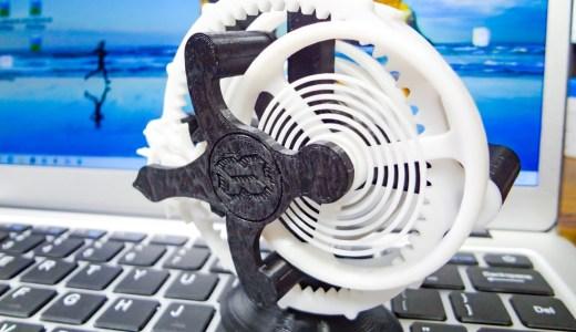 【3Dプリンタ】3Dプリントパーツのみで作るトゥールビヨン機構に挑戦!