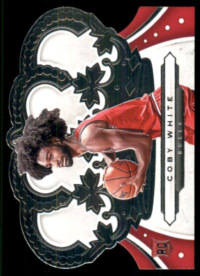 2019-20 Crown Royale #69 Coby White RC