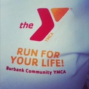 The 2012 Burbank YMCA Turkey Trot