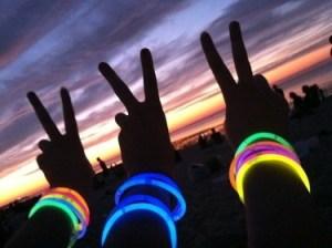 Gatta Love Fleet Feet Sports Burbank! Join Them Tonight For A Fun, FREE, Community Glow Run!