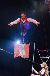 We're Giving Away Another Set of 4 Tickets To See Circus Vargas!