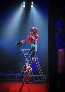 Third Time's A Charm! Enter To Win 4 Tickets To Circus Vargas In Our Third Giveaway