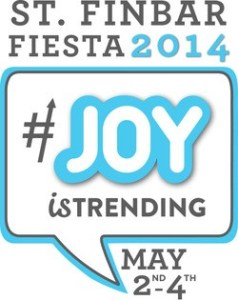 #JoyIsTrending At St. Finbar May 2nd-4th