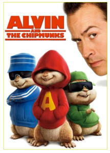 Saturday Film At The Library - Alvin & The Chipmunks @ Buena Vista Branch Library | Burbank | California | United States
