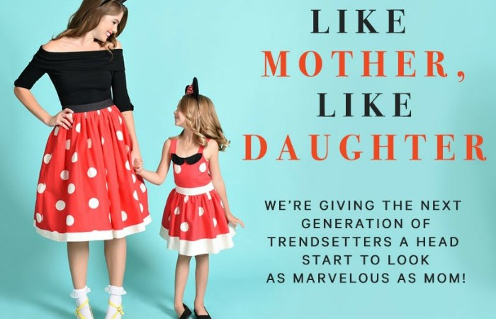 Head Into Unique Vintage Burbank For Some Mom & Me Trendsetting!