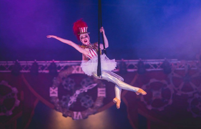 Circus Vargas Is Returning To Burbank, And I've Got Tickets To Giveaway!