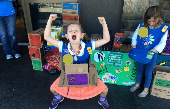 The Top 10 Ways You Can Ignore My Cookie Selling Girl Scout At The Store