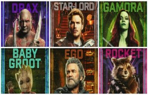 Get A Special Look At 'Guardians Of The Galaxy' In Theaters May 5th!