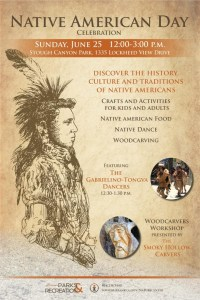 Native American Day At Stough Canyon Burbank @ Stough Canyon Nature Center  | Burbank | California | United States