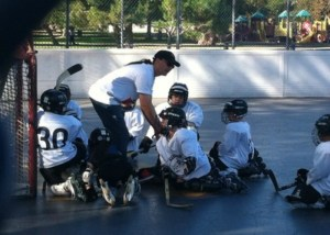 The Youth Roller Hockey Program Is Starting This Month, Here's How You Can Get Signed Up